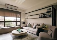清爽活力混搭风格二居室装修效果图