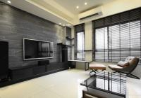 现代风格低调三居室图片