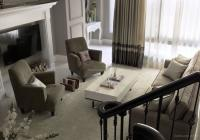 风姿绰约的新古典风格三居室装修效果图